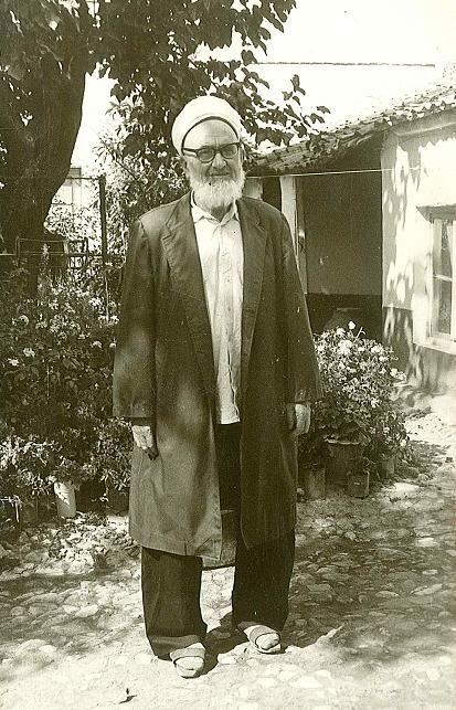 MERHUM PEDERİM HOCA EMİN EFENDİ (1900–1981)