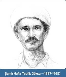 ŞAMLI HAFIZ MEHMET TEVFİK GÖKSU (1887–1965)