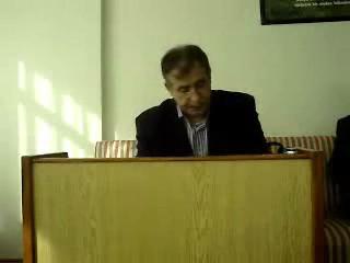 PROF. DR. ŞENER DİLEK HOCAMIZLA NUR'UN TEDRİS RAHLESİNDE-11
