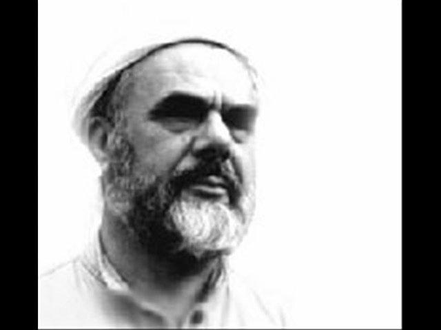 PROF. DR. ESAD COŞAN HOCAEFENDİ-3.BÖLÜM
