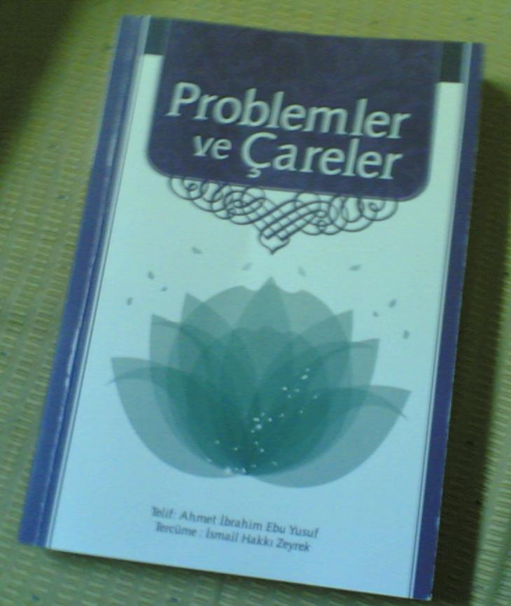 PROBLEMLER VE ÇARELER