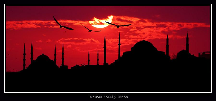 """SENİ GÖRÜRKEN """"GÖR BİZİ"""" ALLAH'IM"""