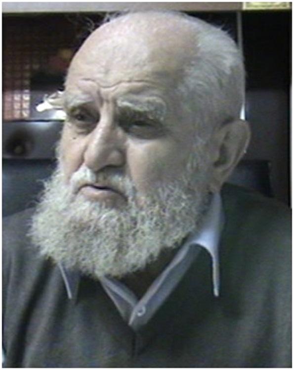 ALİ RIZA ÖZTÜRK (1934 - )