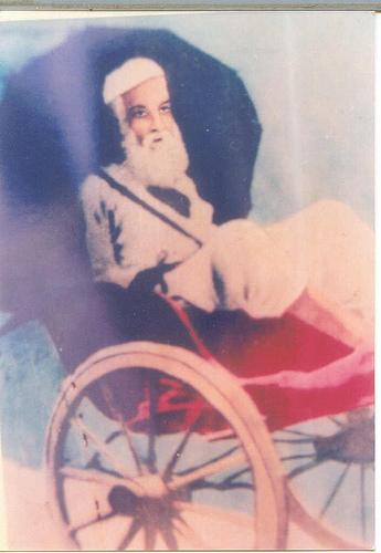 EŞREF ALİ TEHANEVİ(1863-1943)