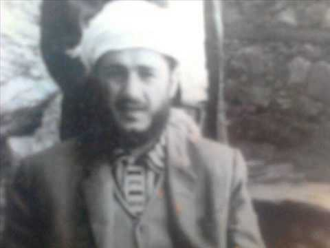 ŞEYH SAFFETULLAH-I OHİNİ(1939-1989)