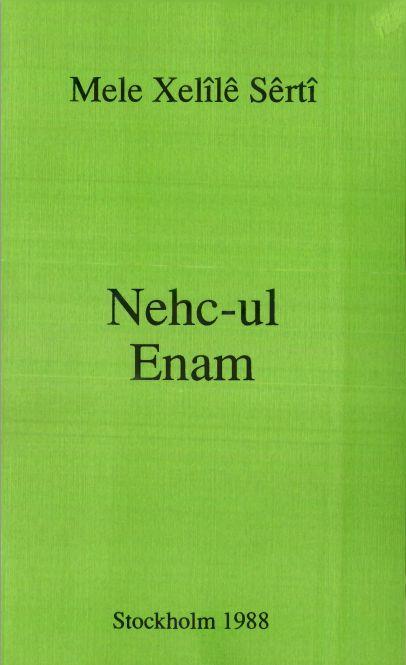 NEHCÜL ENAM'IN MANZUM TERCÜMESİ-5