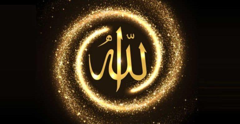 ÖVGÜ YALNIZ ALLAH'ADIR