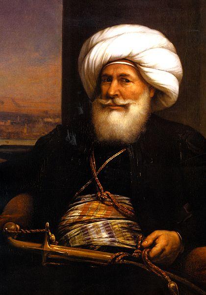 KAVALALI MEHMET ALİ PAŞA-1