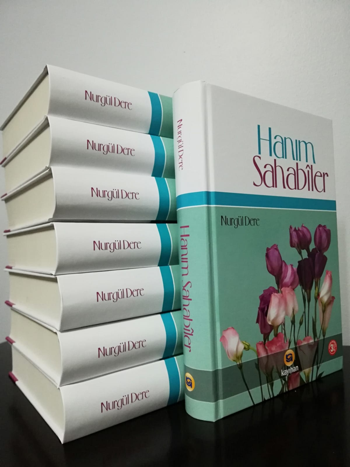HANIM SAHABÎLERİN ÜÇÜNCÜ BASKISI ÇIKTI