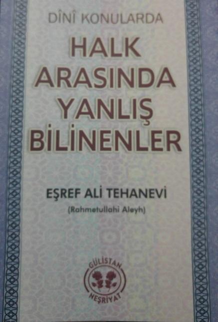 """""""HALK ARASINDA YANLIŞ BİLİNENLER""""E DAİR"""