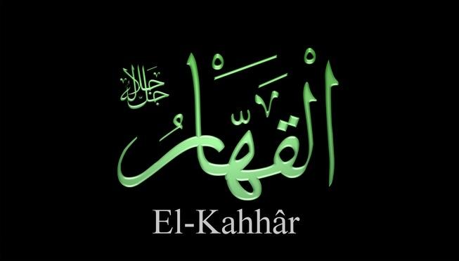 EL-KAHHÂR