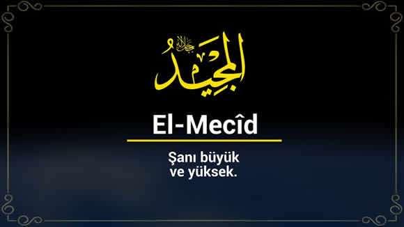 EL-MECÎD