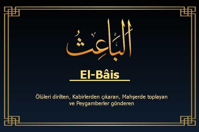 EL-BÂİS