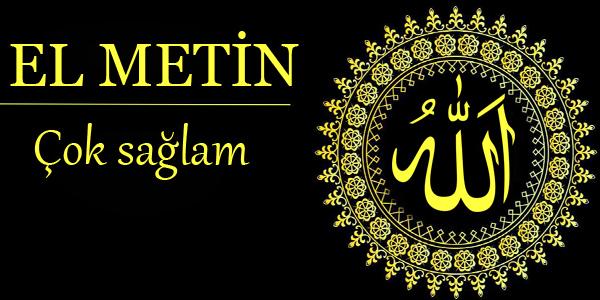 EL-METÎN