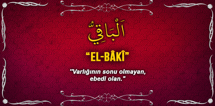 EL-BÂKÎ