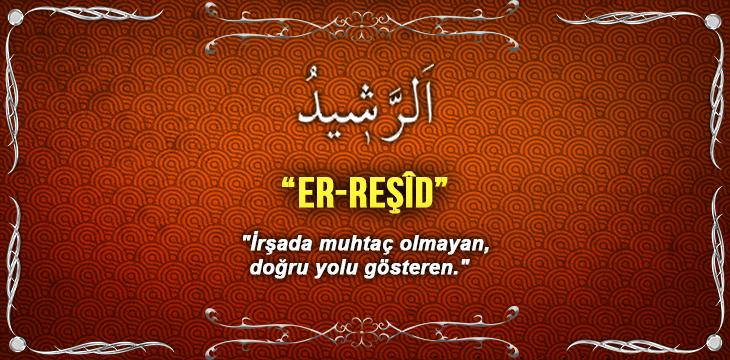 ER-REŞÎD