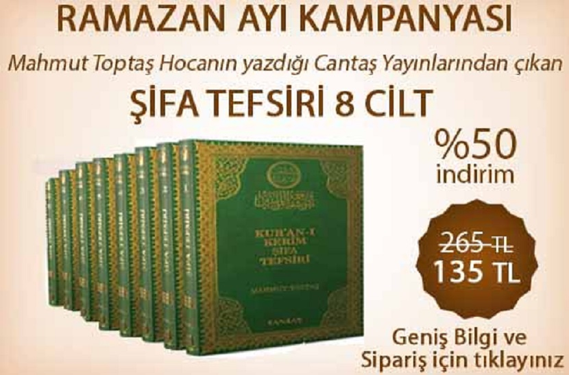 ŞİFA TEFSİRİ NOTLARI-32