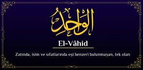 EL-VÂHİD